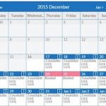 WordPress Booking Calendar Plugin