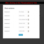 Threewp Broadcast Content Syndication Plugin for WordPress