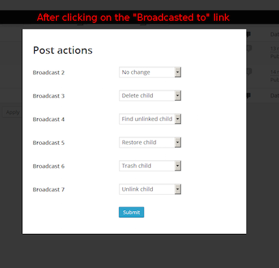 Threewp Broadcast Content Syndication Plugin
