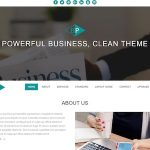 Business Park WordPress Theme