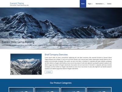 everest64 WordPress Theme