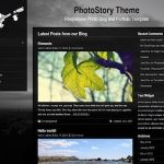 PhotoStory WordPress Theme