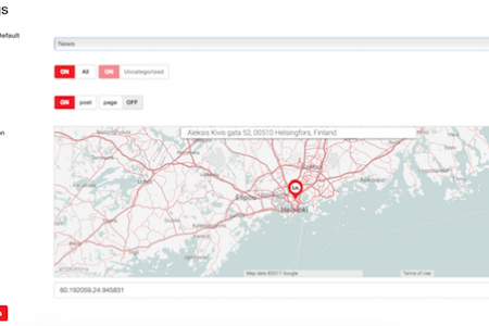 Locationews WordPress Plugin