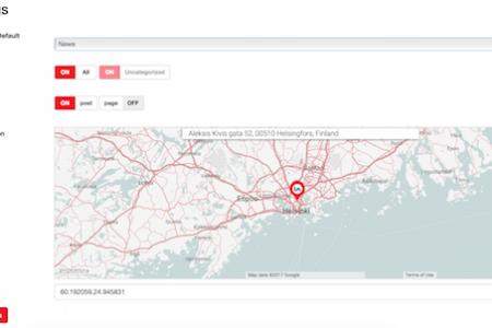 Locationews WordPress Plugin