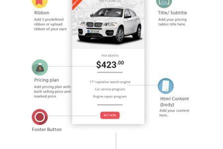 AP Pricing Tables Plugin for WordPress
