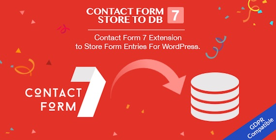 Contact Form 7 Store to DB