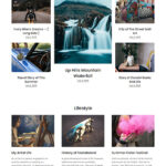 Blogoholic WordPress Theme
