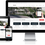 Renden Grid Theme for WordPress
